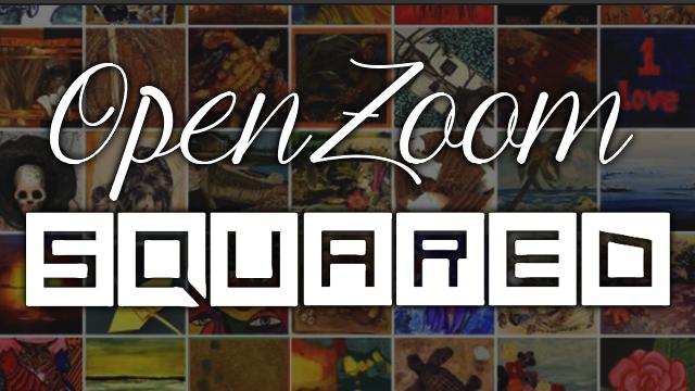 OpenZoom Squared Logo